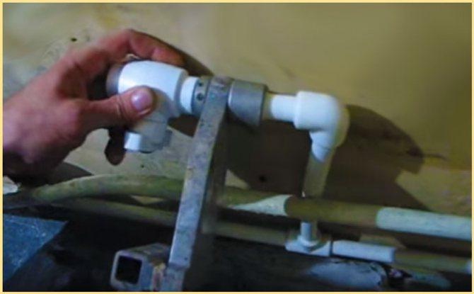 Как паять полипропиленовые трубы правильно – инструкция по шагам