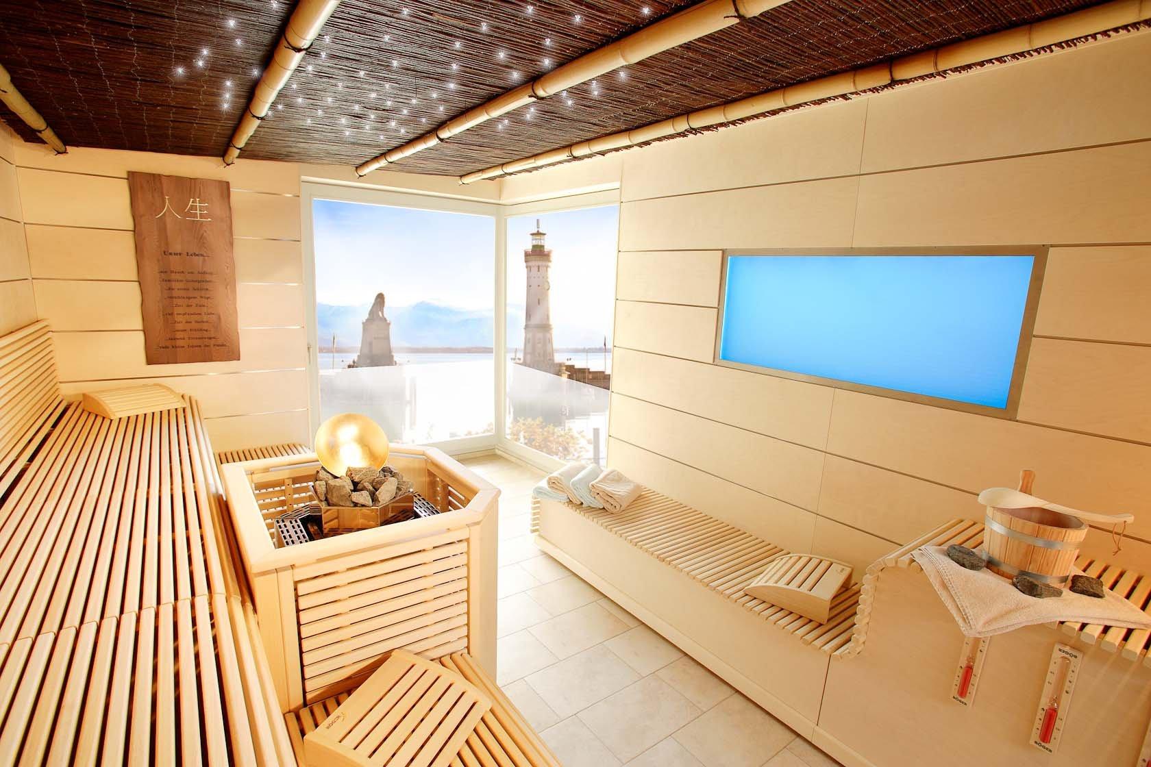 Комната отдыха в бане. Как и чем её обустроить?