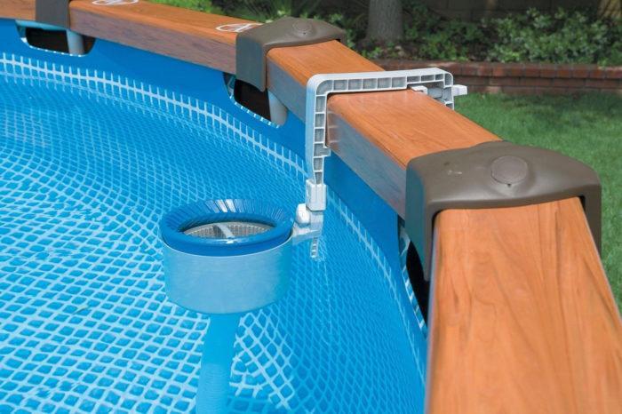 Очистка воды в бассейне своими руками