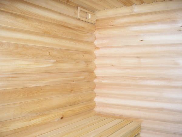Блок-хаус внутри - идеи оформления дома и дачи