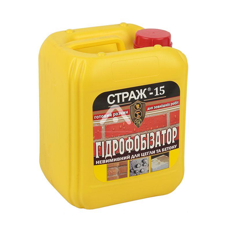 Гидрофобизатор для бетона - состав пропитки (способы приготовления)