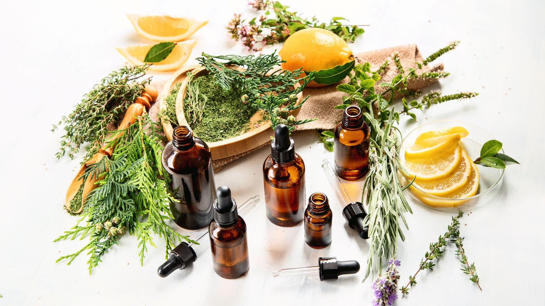 Эфирные и ароматические масла для бани, состав, свойства, использование