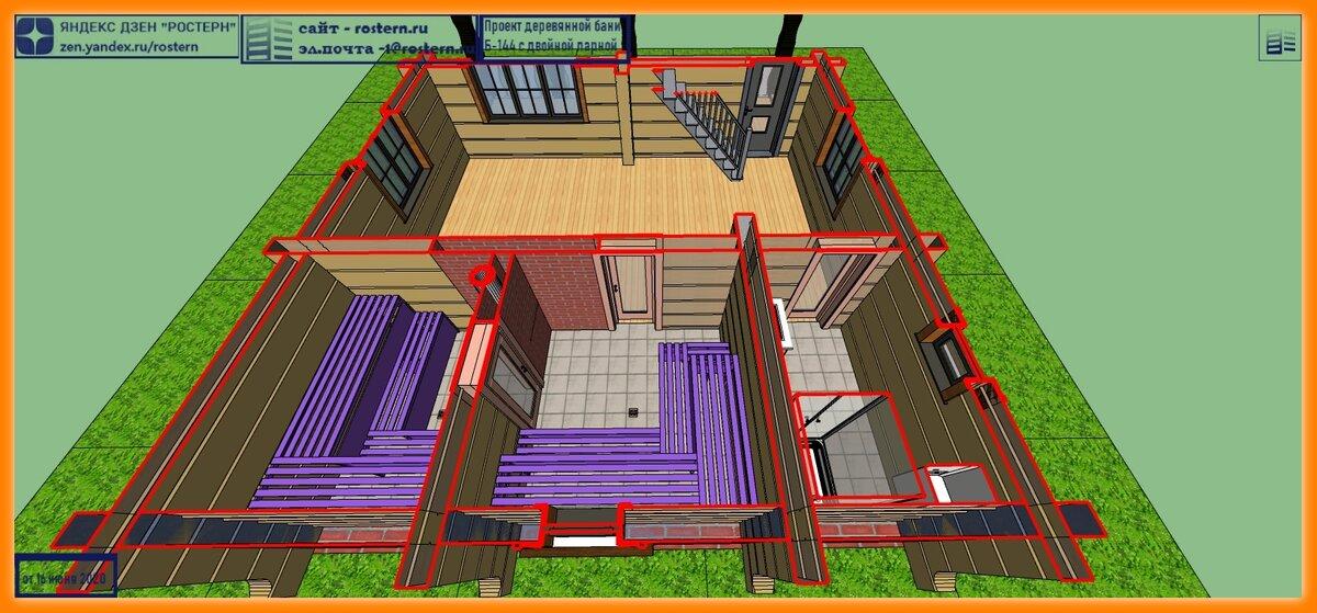 Каркасная баня под ключ недорого: этапы строительства, пошаговая инструкция, фото