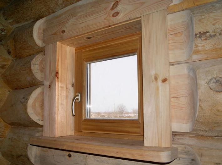 Окна для сауны и бани