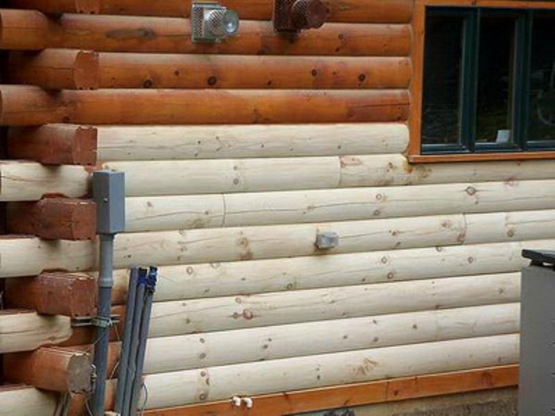 Чем покрасить деревянный дом снаружи: привлекательность и защита своими руками