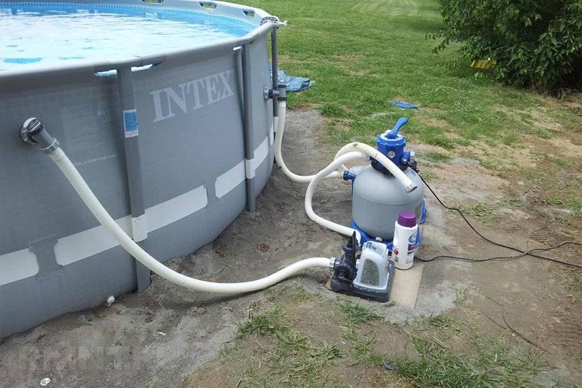 Как очистить воду в каркасном бассейне: способы и средства для очистки водоема в домашних условиях