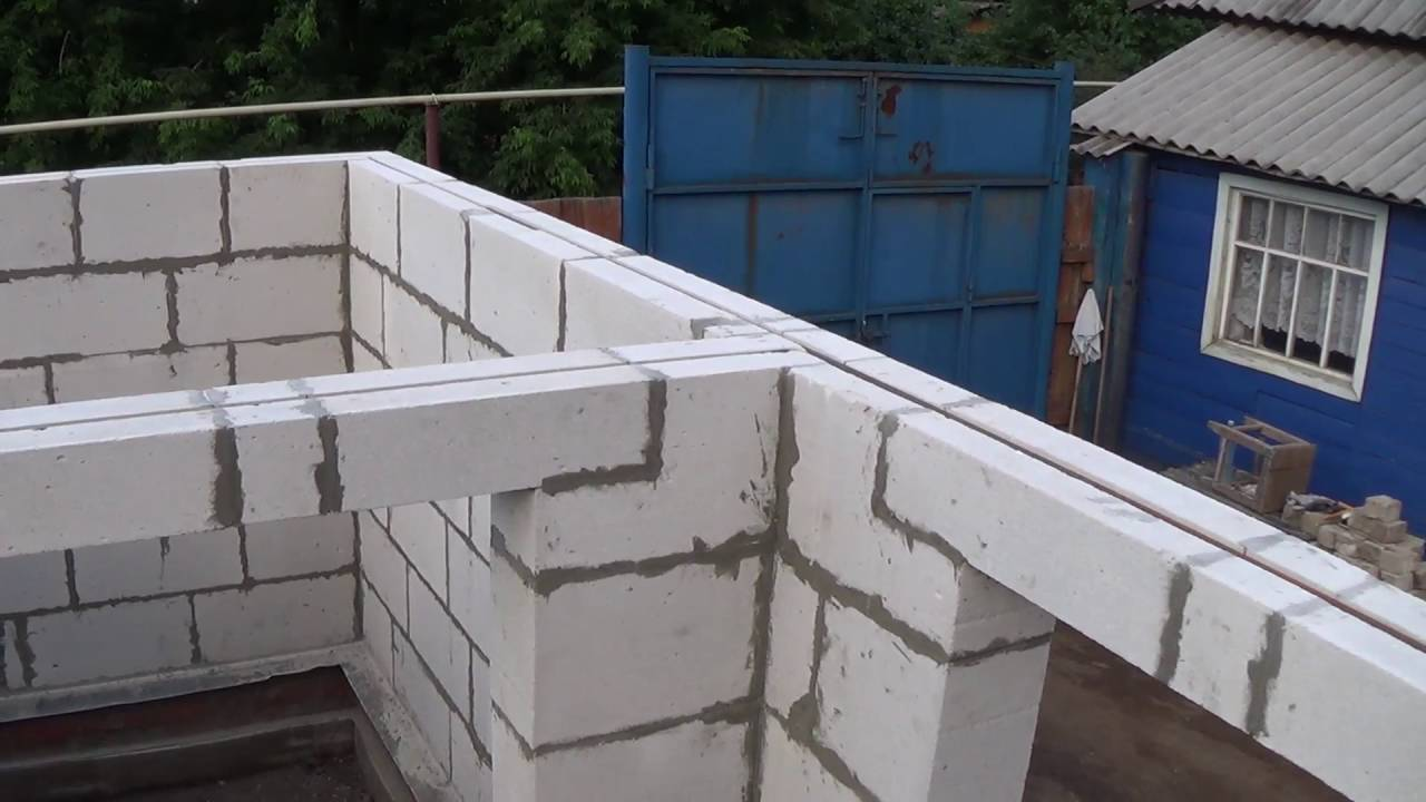 Проект бани из газобетона плюсы и минусы (6х4, 6х6)