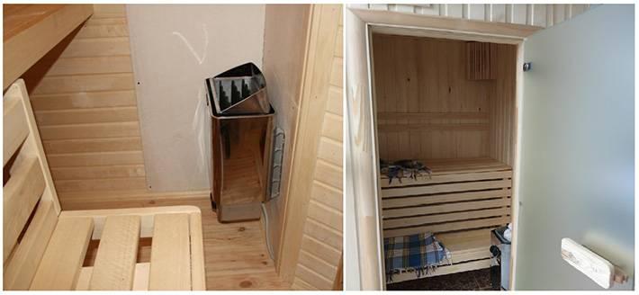 Комфортная сауна в собственной квартире – уже не мечта, а реальность