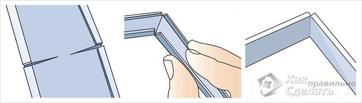 Крепление кабеля: к стене, потолку, столбу, трубе, тросу