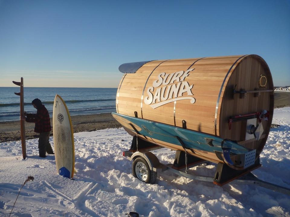 Баня на колесах (60 фото): передвижные и мобильные сауны
