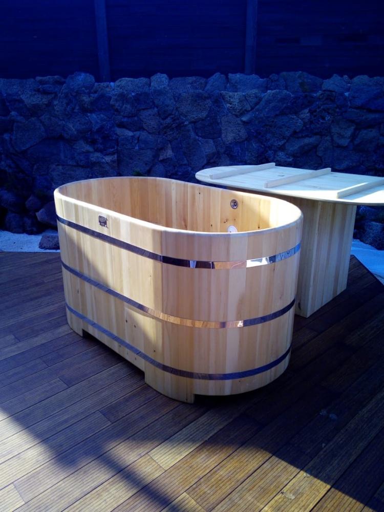 Пластиковая купель для бани, купель из полипропилена - описание и характеристики