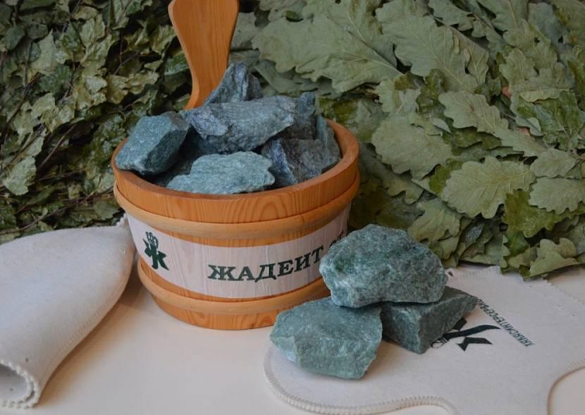 Какие камни для бани лучше: как выбрать