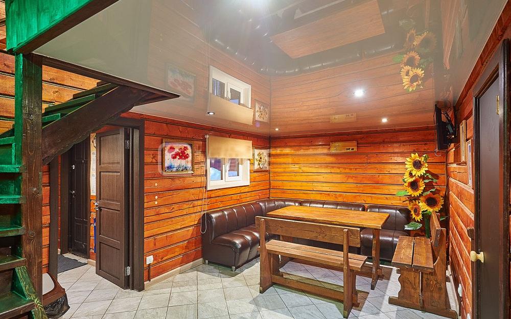 Делаем потолок в бане – подшивной, настильный и панельный варианты