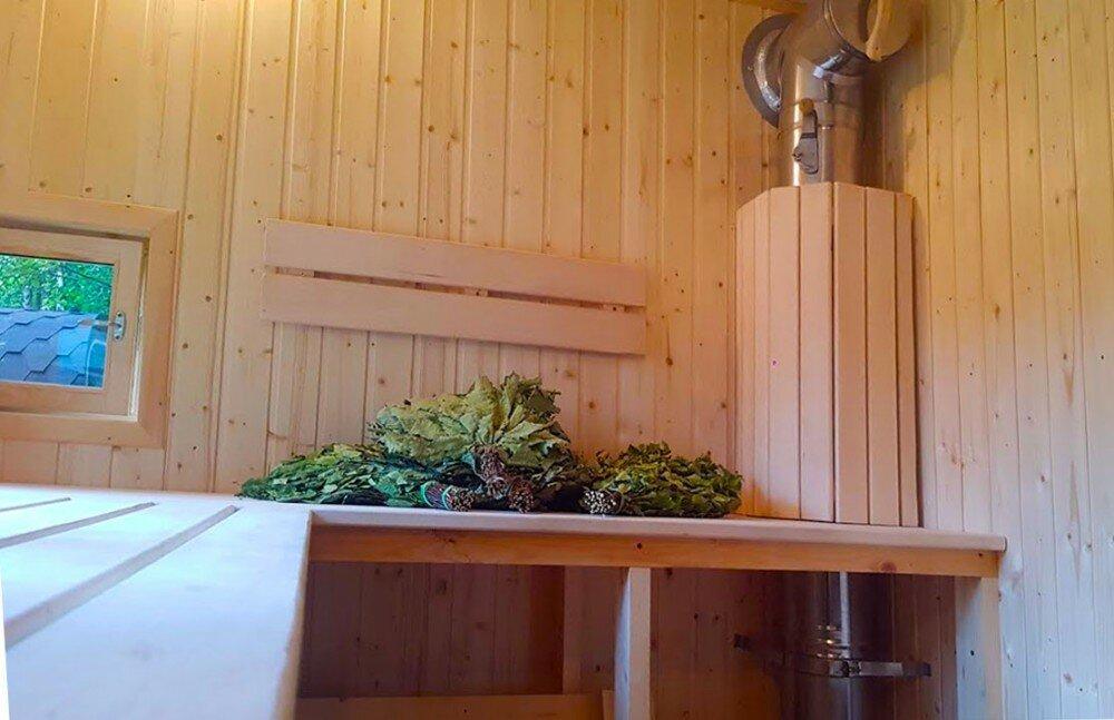 Вентиляция в парилке бани видео