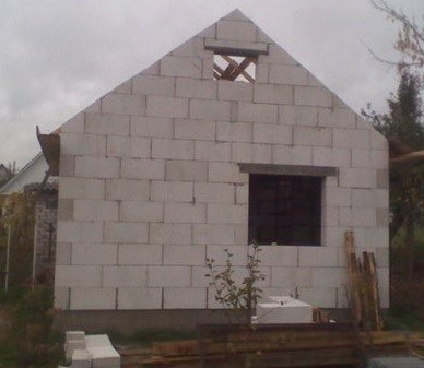 Баня из пеноблоков своими руками: поэтапное строительство
