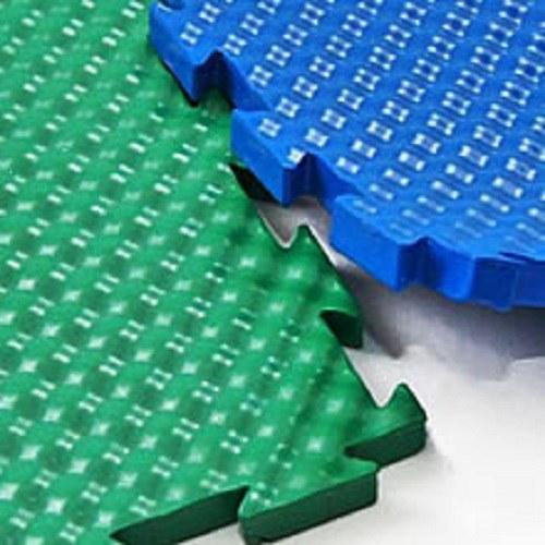 Модульные напольные покрытия: особенности монтажа