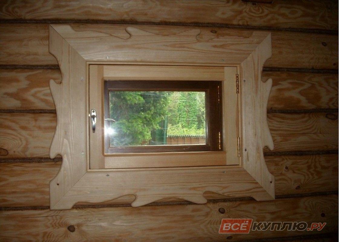 Деревянные окна своими руками для бани | давай попаримся