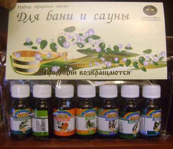 Эфирные масла для бани: какими бывают и как правильно их использовать