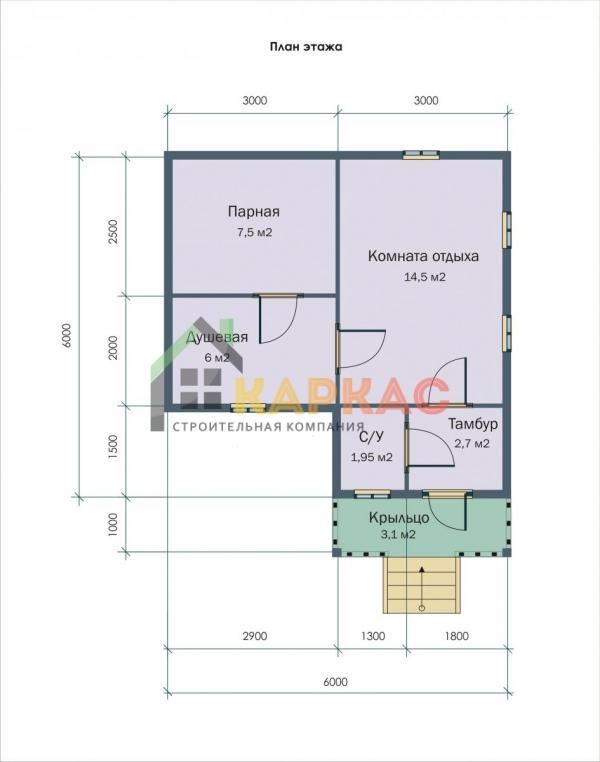 Баня 6 на 6: планировка внутри, мойка и парилка отдельно, варианты чертежей, схемы и планы, с мансардой и туалетом, терассой