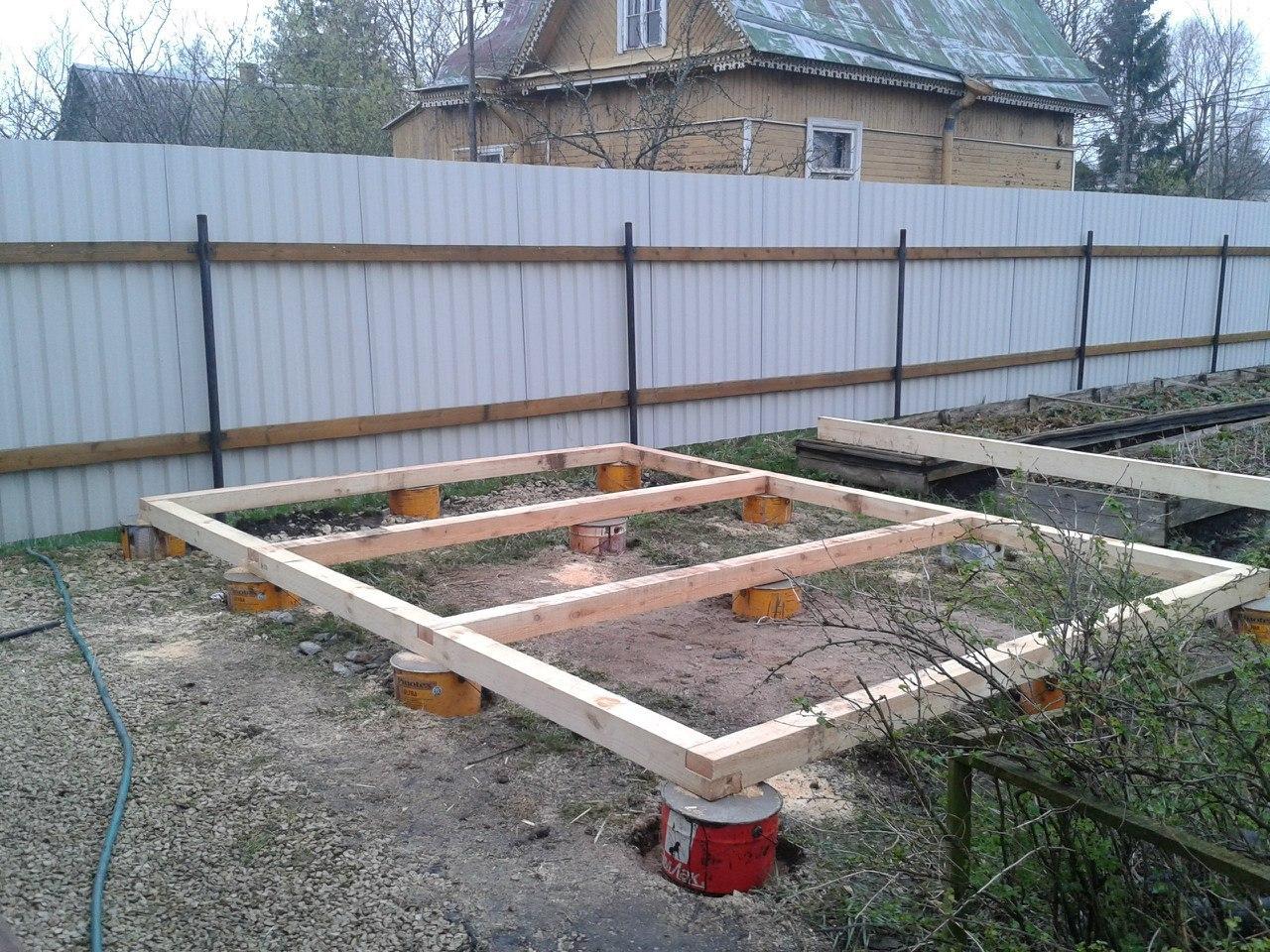 Как недорого построить баню своими руками быстро и без ошибок: этапы строительства, инструкция