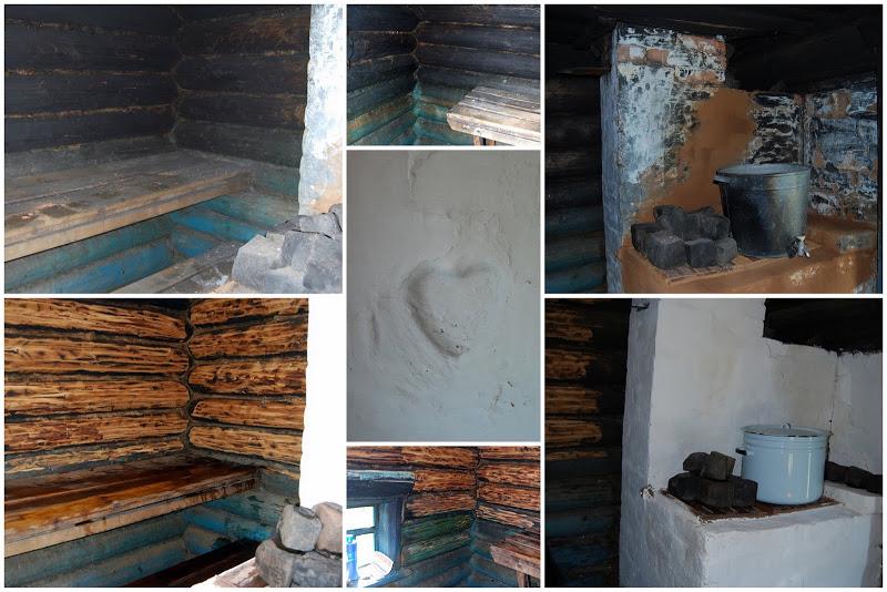 Отделка стен, пола и потолка внутри бани - порядок работ