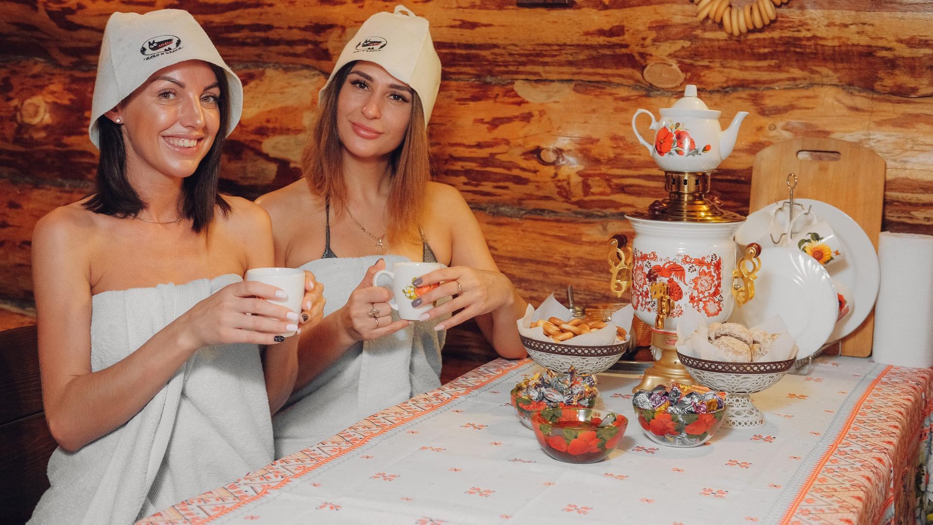 10 рецептов чая после бани [+видео]