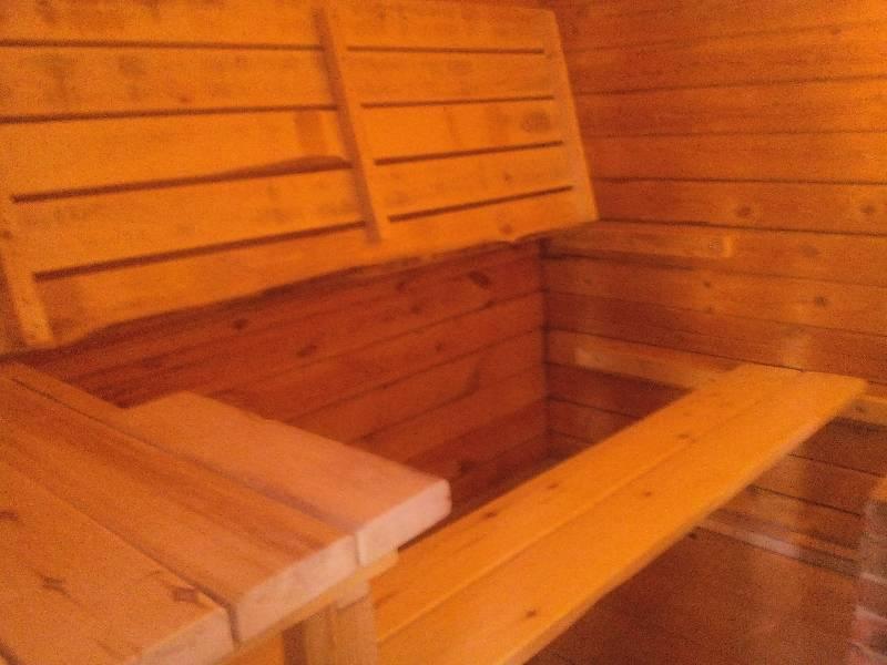 Полки в бане: пошаговое руководство, как сделать полок своими руками