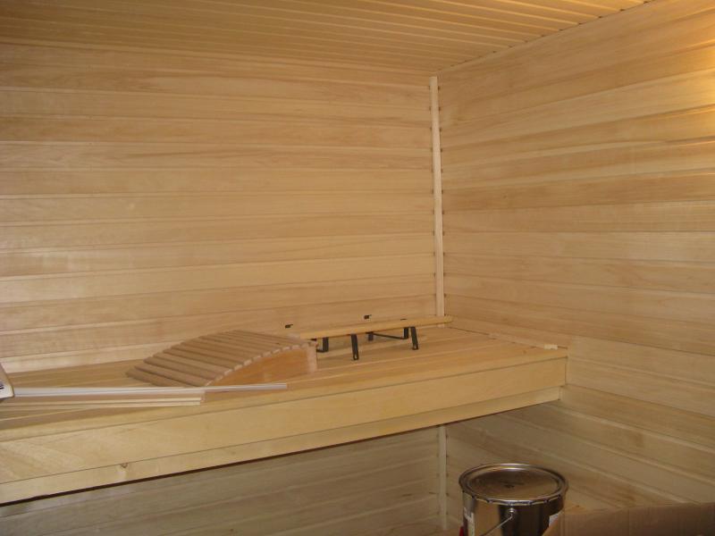 Как и чем: отделка парилки в бане своими руками с фото и видео