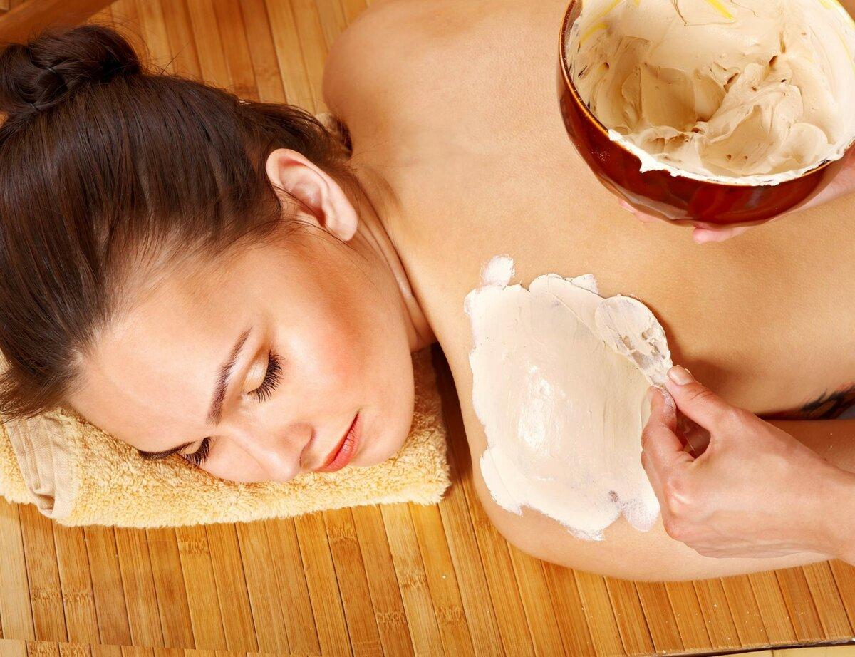 Маски для бани для лица и тела: рецепты полезных косметических средств