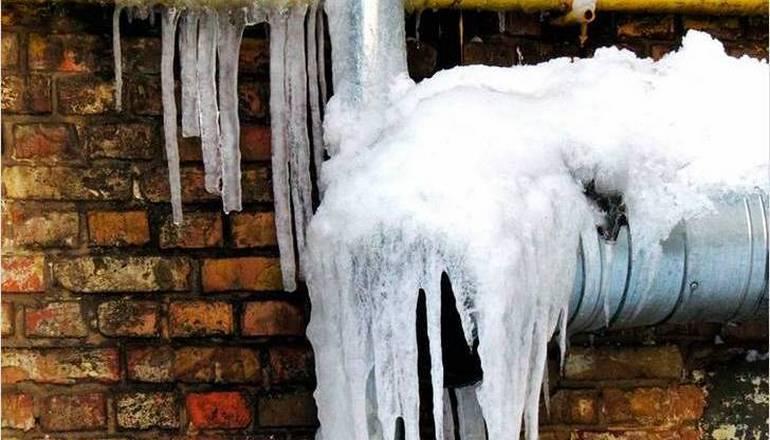 Водопровод в бане зимой без отопления: как сделать, чтобы не замерз, трубы и схема монтажа
