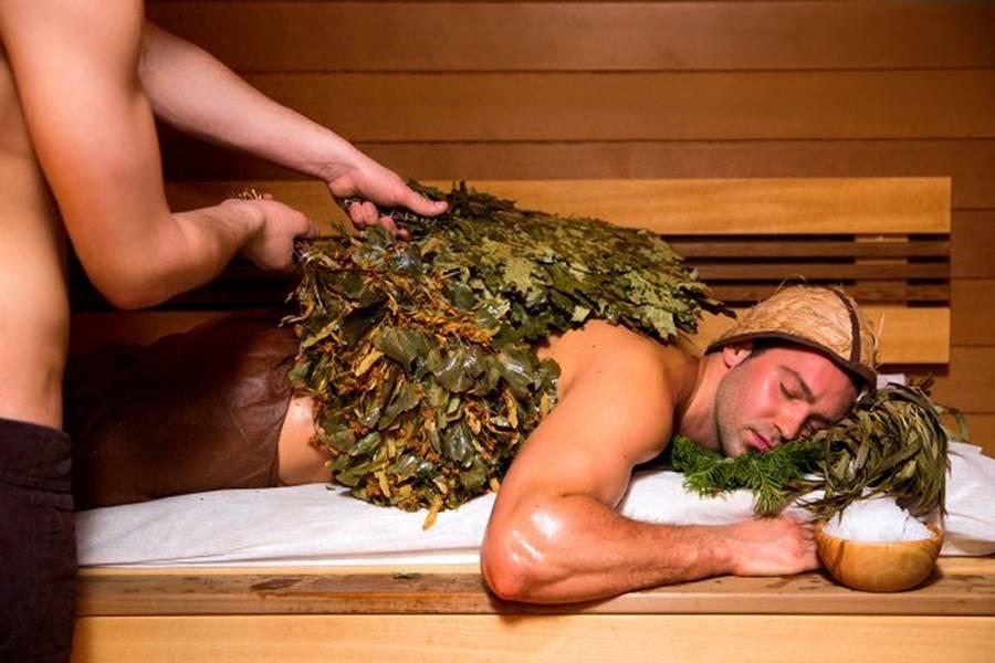 Как правильно париться в бане с пользой для здоровья