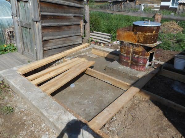 Строим баню из бруса самостоятельно