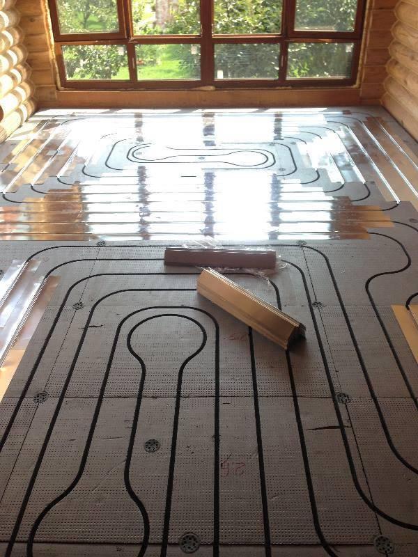 Теплый пол в бане: как сделать своими руками и какое лучше выбрать напольное покрытие под плитку, электрическая конструкция и вариант от водяной печки