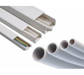 Кабель-каналы для электропроводки: виды и размеры