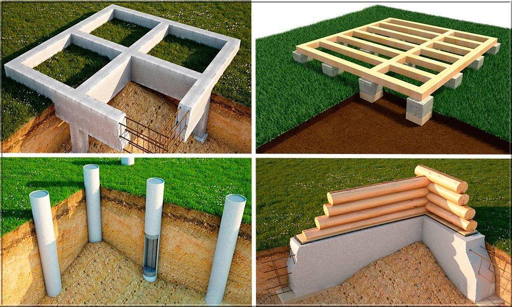 Ленточный фундамент и его особенности. как сделать ленточный фундамент для бани? пошаговая  инструкция