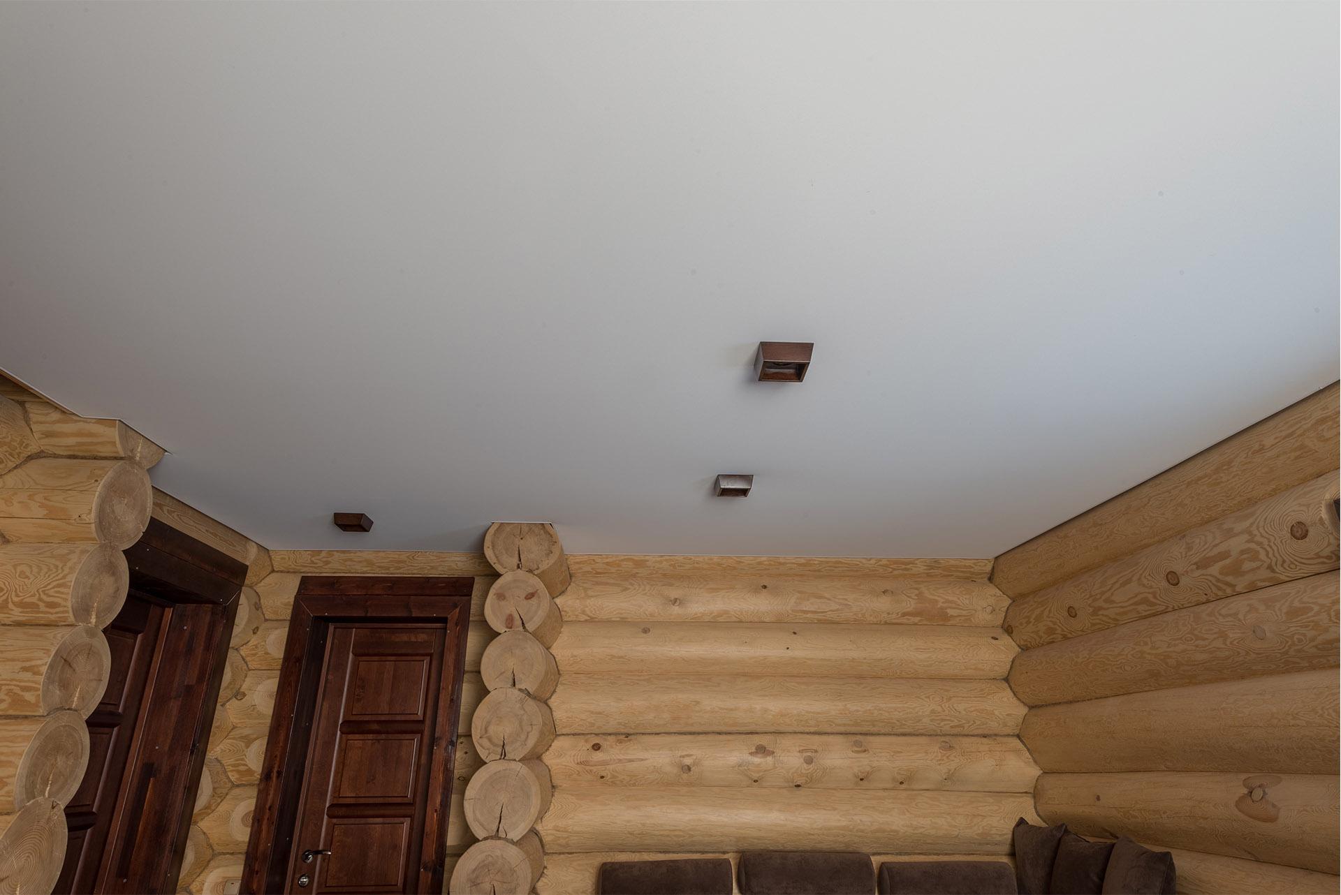 Потолок в бане своими руками, как сделать отделку, устройство потолка