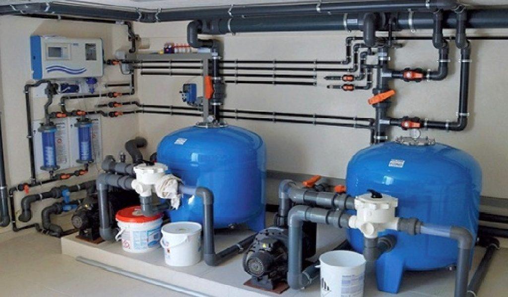 Монтаж оборудования для бассейна: цены, стоимость, установка своими руками, схема подключения бассейнового оборудования
