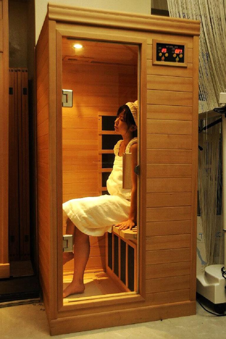 Инфракрасные сауны своими руками: как сделать инфракрасную баню для дома, чертежи для квартиры, ик сауна в домашних условиях, устройство на фото и видео