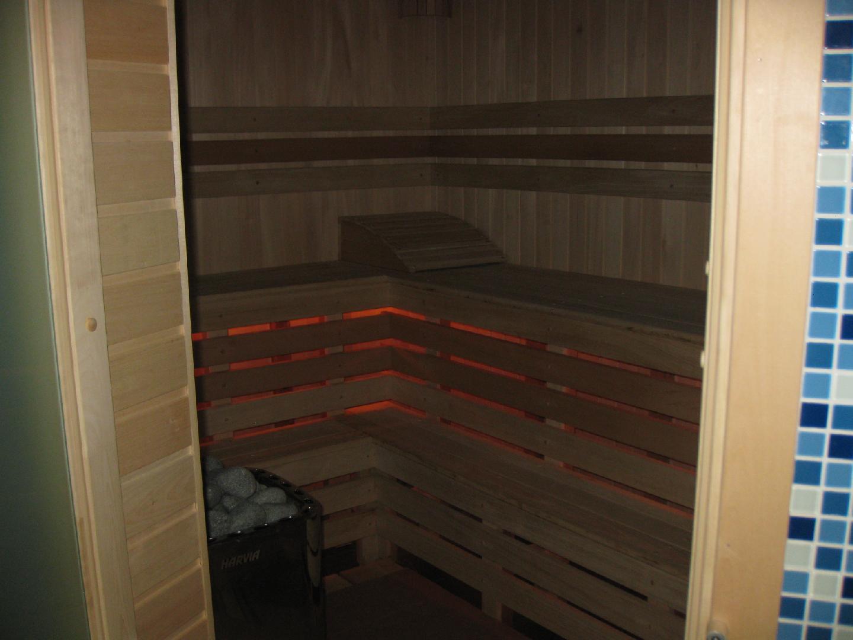 Особенности строительства сауны в подвале жилого дома