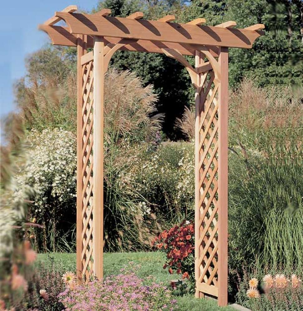 Перголы и арки из дерева для дачи: для вьющихся растений, роз, своими руками из металла, навес для сада, виды, фото, видео