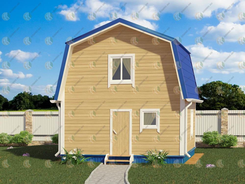 Проекты каркасных бань и советы по выбору оптимального варианта для дома и дачи