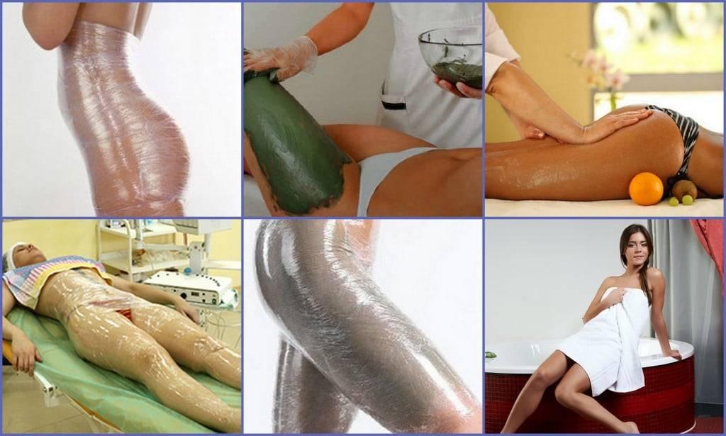 Обертывание для похудения живота: полезные свойства, как применять, отзывы - похудейкина