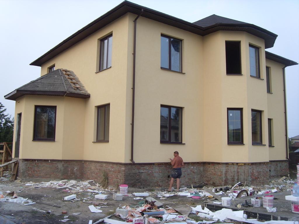 Мокрый фасад технология утепления дома от а до я