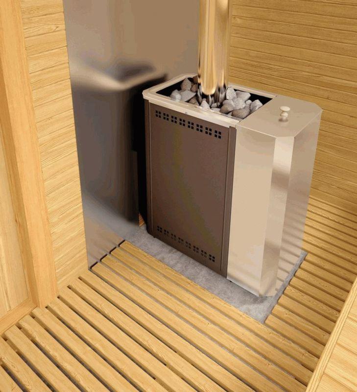 Выбираем газовый котёл для отопления бани