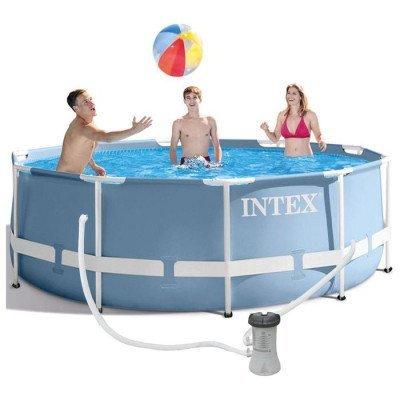 Бассейн интекс: какой лучше - каркасный intex или надувной bestway, отзывы