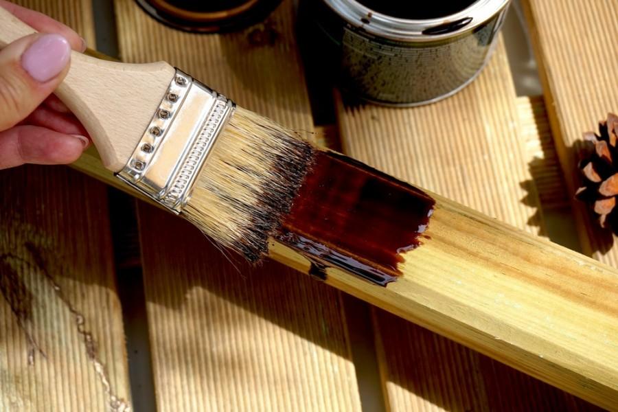 Льняное масло с воском для обработки дерева пропорции