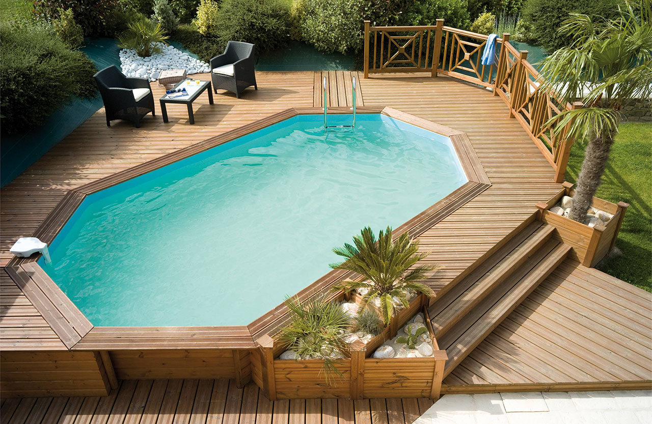 Площадка под каркасный бассейн из дерева: плюсы и минусы основания, как сделать деревянный подиум своими руками, как выбрать доски для настила