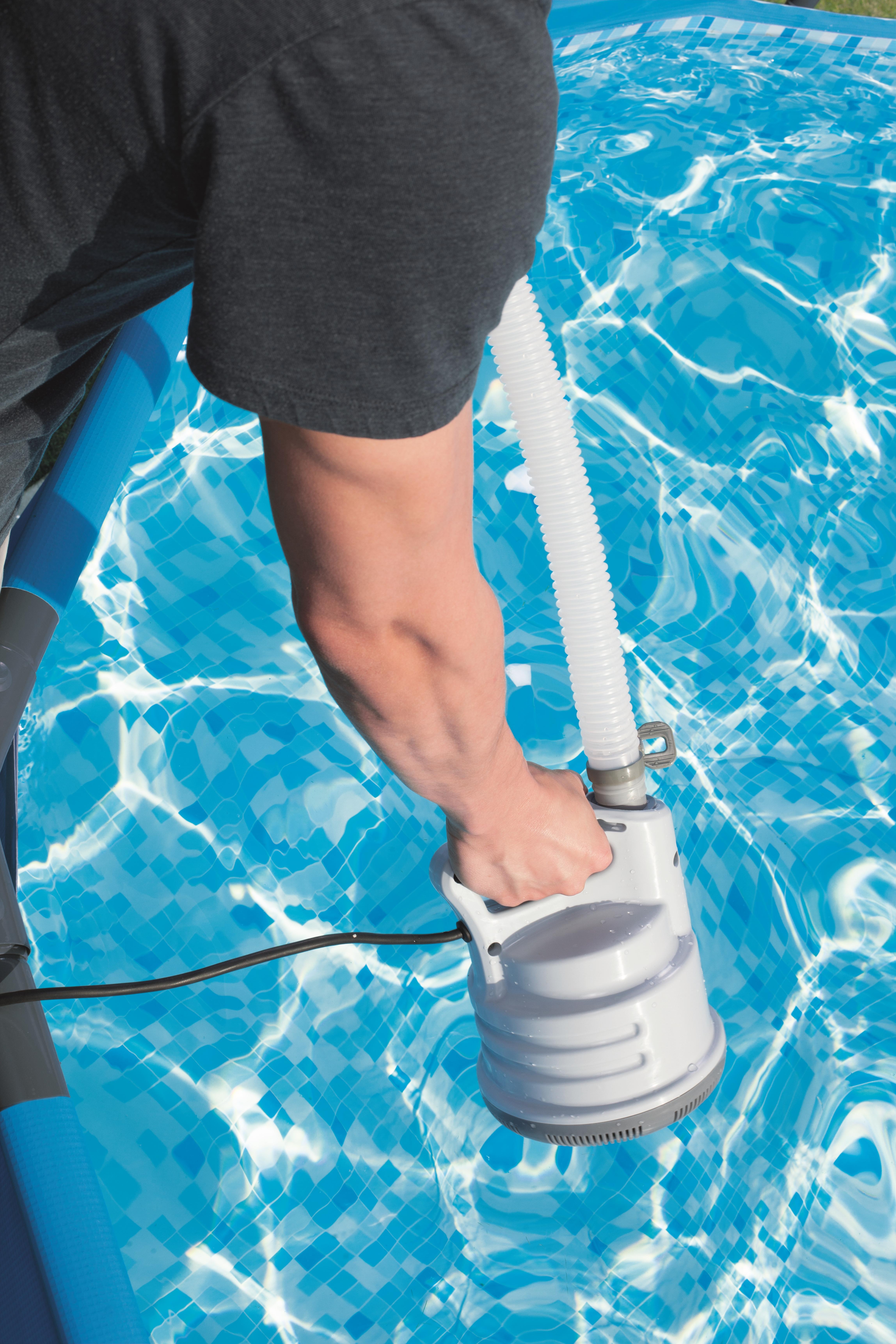 Насос для откачки воды из бассейна: виды сливных помп, обзор моделей выкачивающих устройств, как слить грязную жидкость из чаши насухо через фильтр