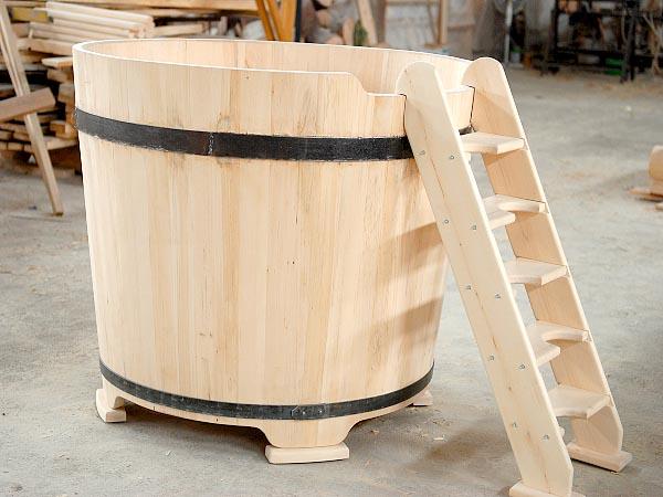 Как можно самостоятельно изготовить купель для бани