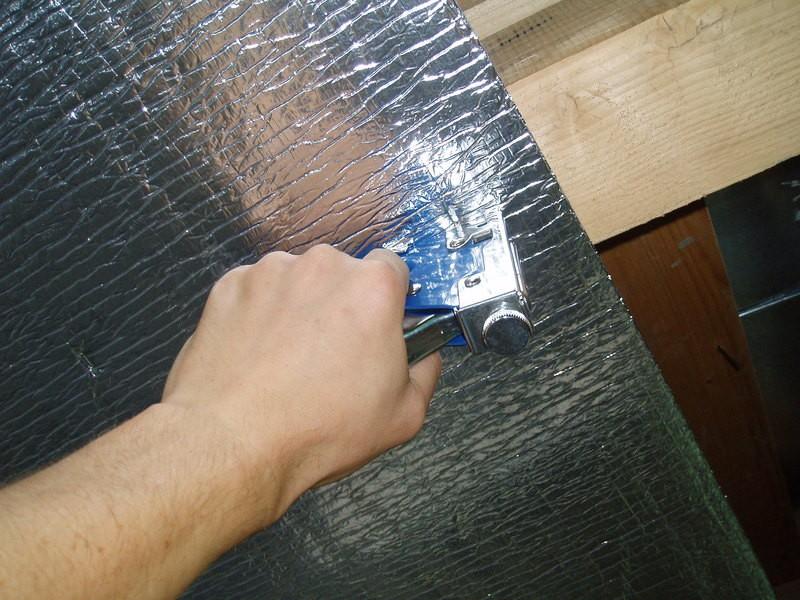 Алюминиевая фольга для сауны и бани: характеристика, цена за рулон